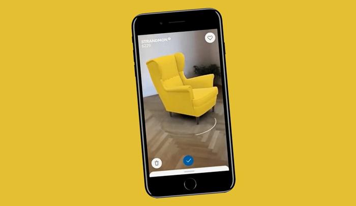Ikea lanza una app de realidad aumentada para ver c mo for Ikea compra tus muebles