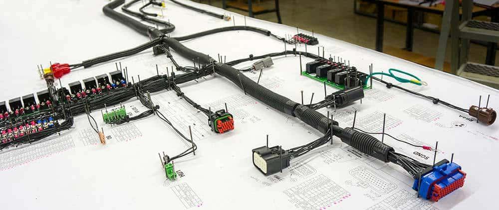 Wiring Harness Board Online Wiring Diagram