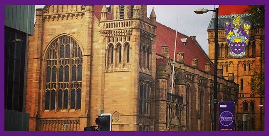 University of Manchester, Oxford Road