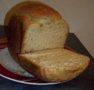 Le pain au sirop d'érable