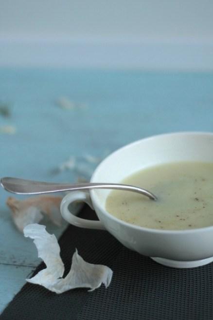 soupe à l'ail 3