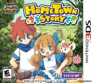 Review HomeTown Story for 3DS (Oct.2013)