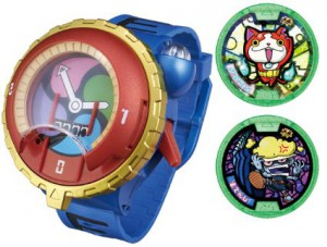 Yokai Watch toys come West in 2016