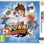 yokai watch, european box art, release UK, level 5