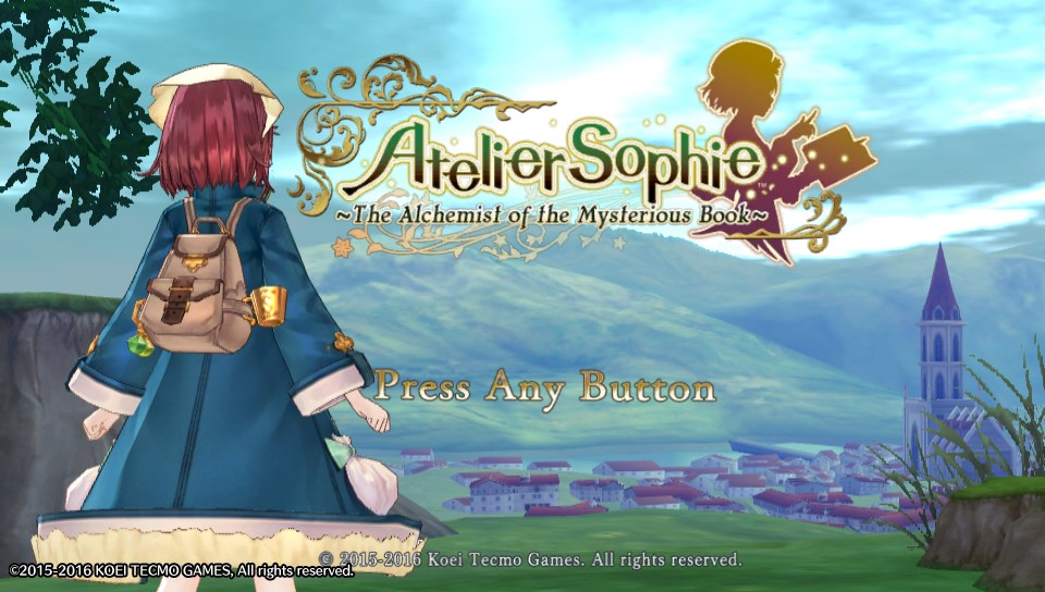 Review Atelier Sophie and the Mysterious Book on Vita