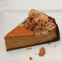 Not Your Same Old Pumpkin Pie for The Communal Table