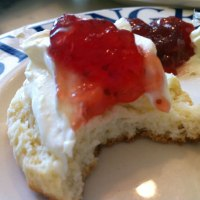 Perfect scones for a very English cream tea - Queen's Diamond Jubilee