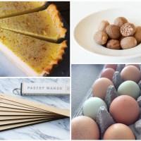 My Nutmeg Custard Tart Recipe and Genius Pastry Wands