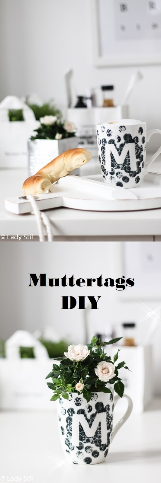 Palettenlounge Anleitung Muttertags Diy - Pimp Your Coffee Mug - Lady-stil.de