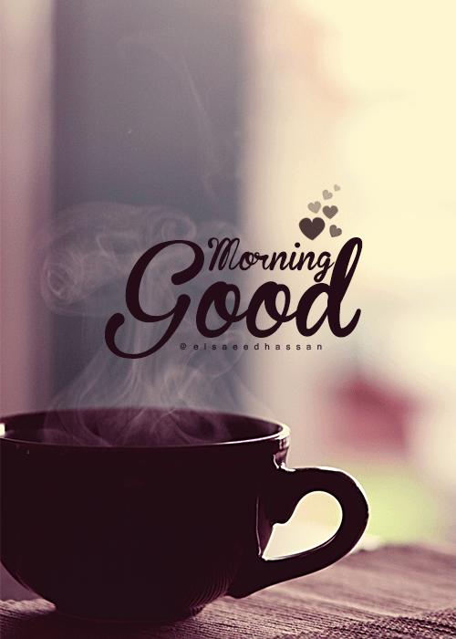 Happy Life Quotes Wallpaper صور قهوة الصباح ليدي بيرد