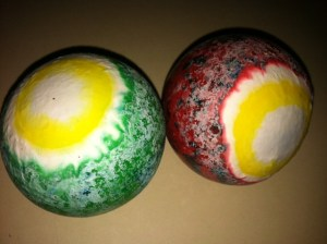 "These are huge jawbreakers....apparently otherwise known as ""lunch"""