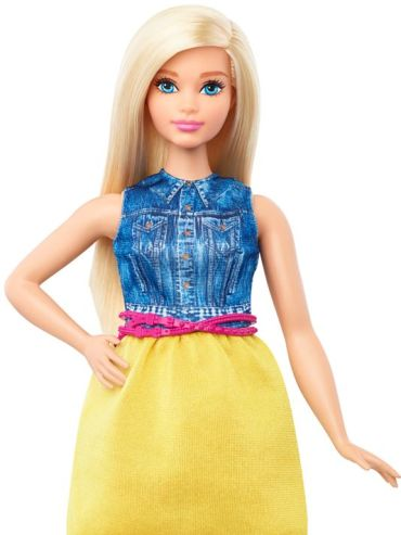 So if you feel liking spending more money on Spanx for your child's barbie - then this is the one for you....