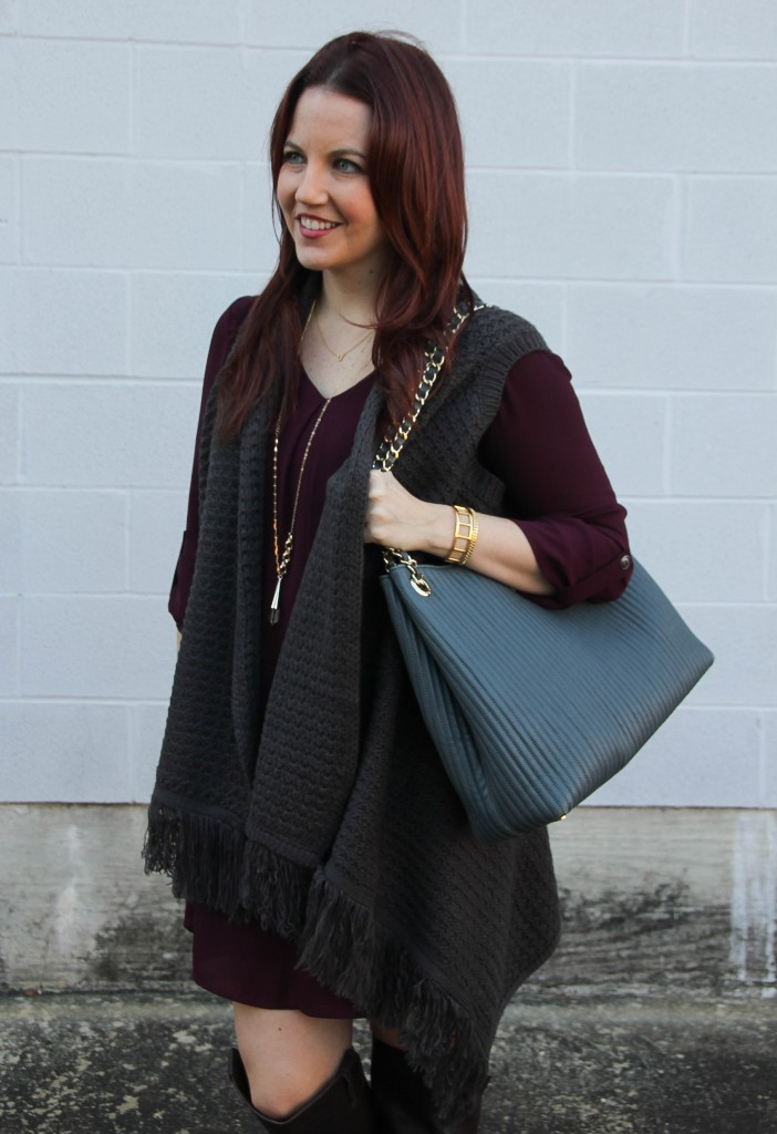 Sweater Vest Layers Lady In Violetlady In Violet