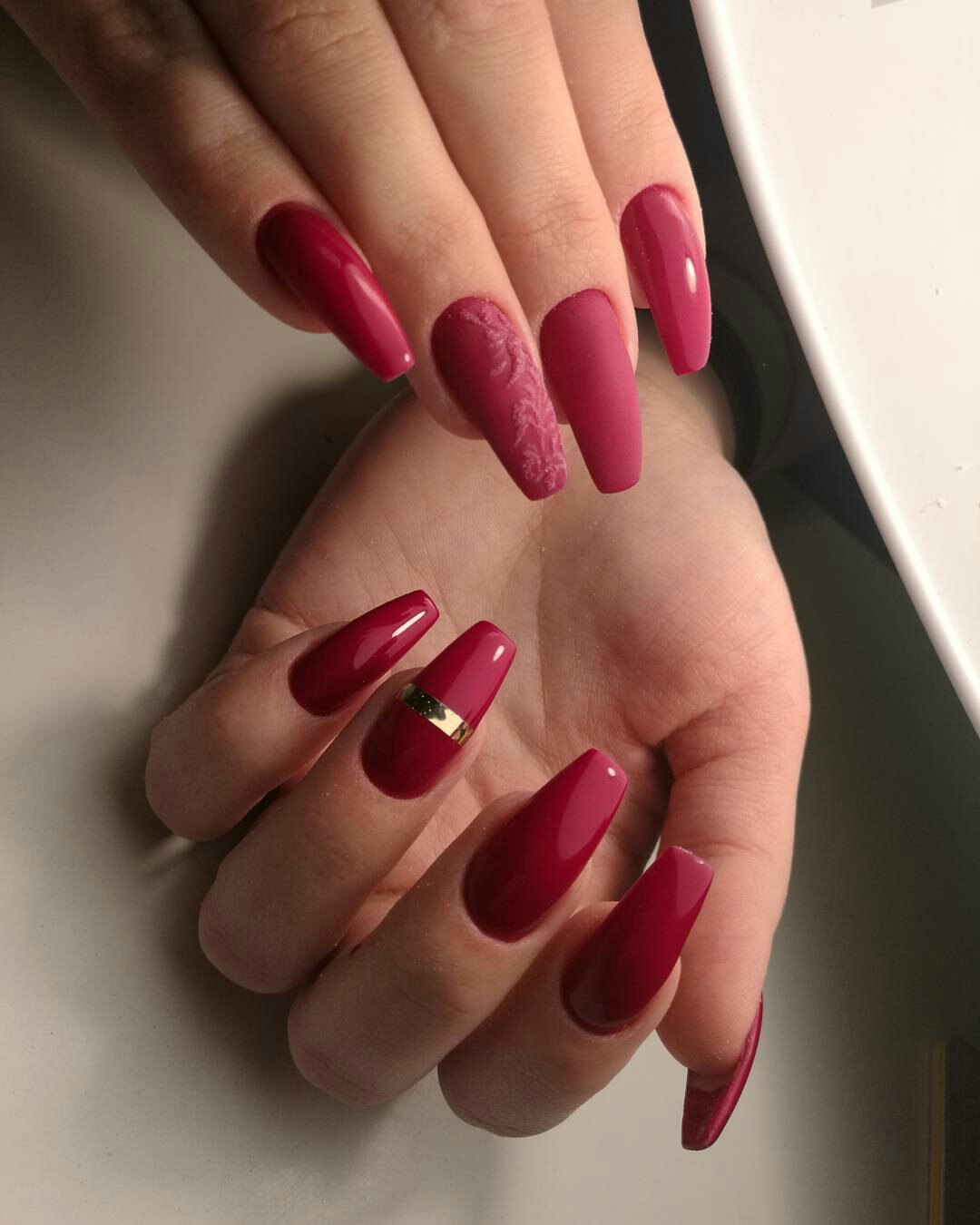Ballerina Nägel Nail Shapes 2019 New Trends And Designs Of Different Nail Shapes