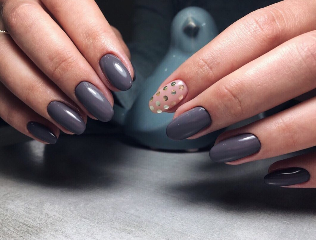 Winter Nail Designs 2019 Cute And Simple Nail Art For