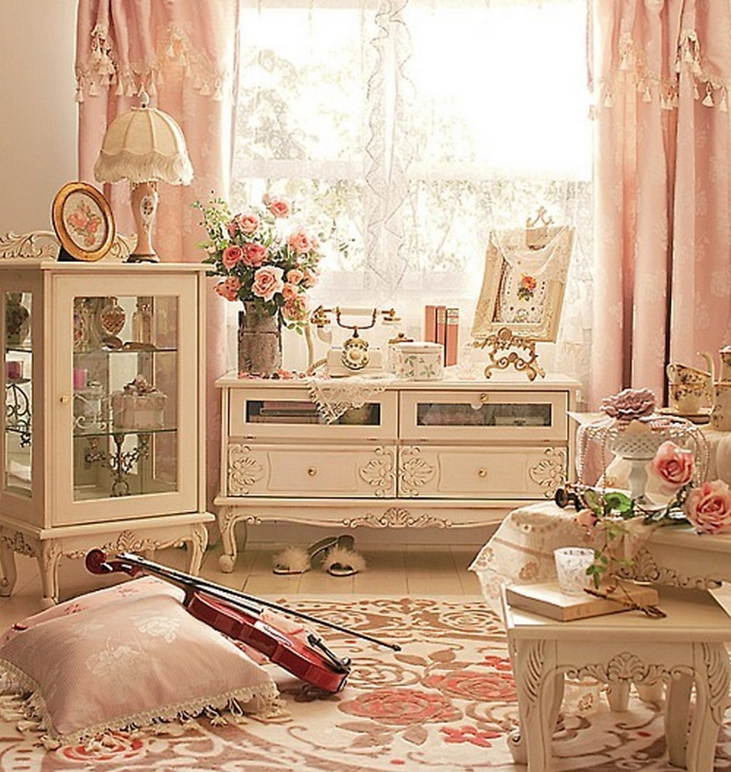 Vintage Chic Home Decor Maison Decor Romantique