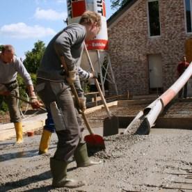 Hausbau | Erdarbeiten | Bild 11