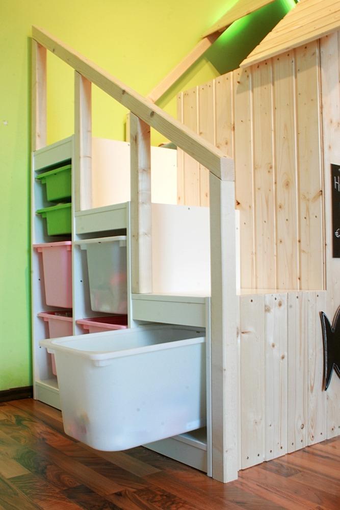 diy playhouse for our children l ndchenlust. Black Bedroom Furniture Sets. Home Design Ideas