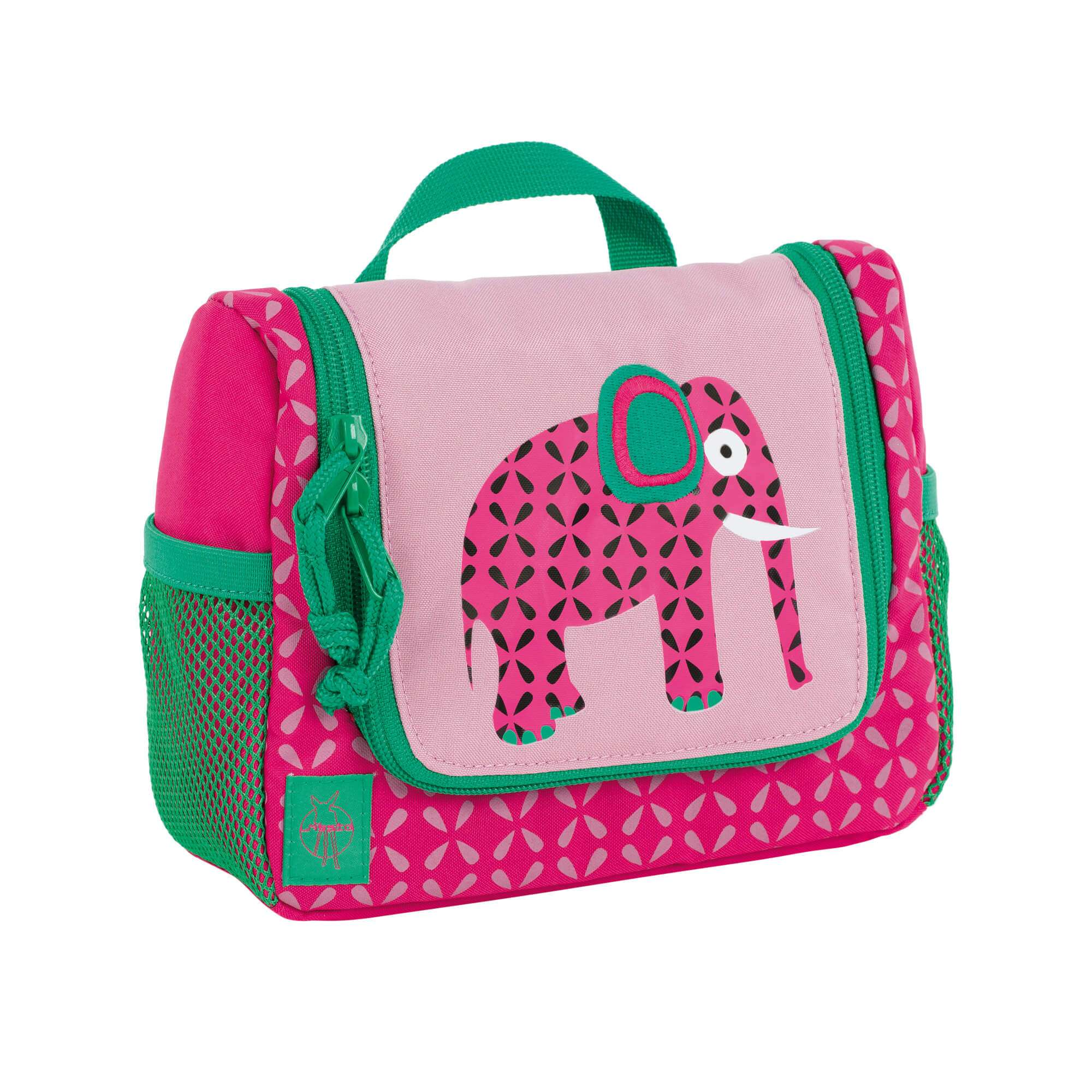 Kinder Kulturbeutel Kulturbeutel Mini Washbag Wildlife Elephant