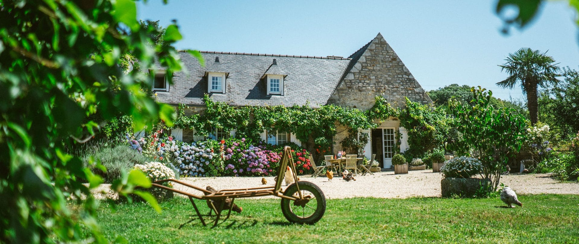 Chambre D Hote 29 Prices Bed And Breakfast Bretagne South Finistère The Farm From