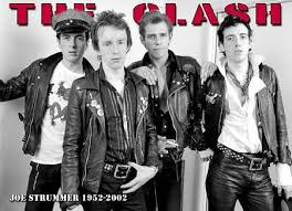 The first punk band I really dug.  The Clash, London Calling was my 10 year old anthem.