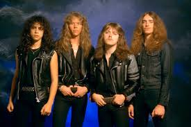 The Metallica most people know and love! RIP Cliff Burton.