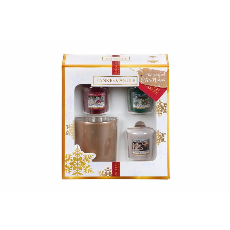 Bougie Décorative Coffret Bougie Yankee Candle