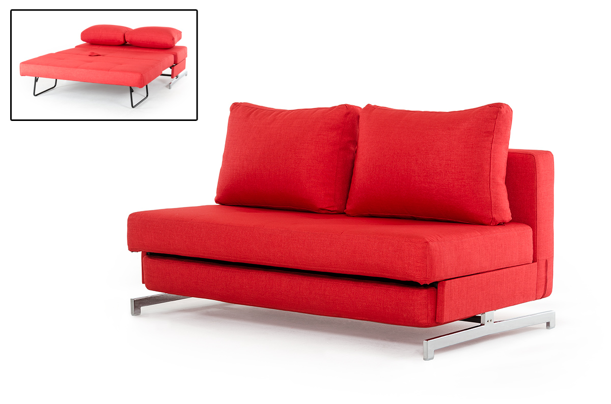 Fabric Beds Canada Red Sofa Bed Canada