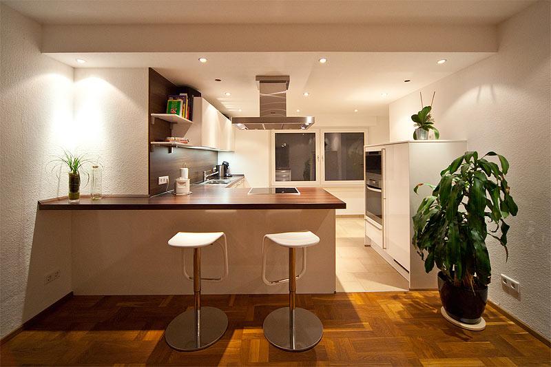 Offene Küche Theke Bilder