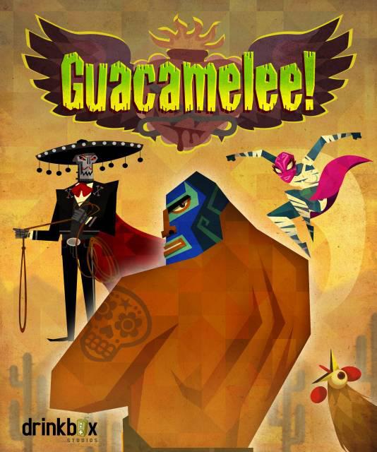 Jaquette du jeu indé Guacamelee
