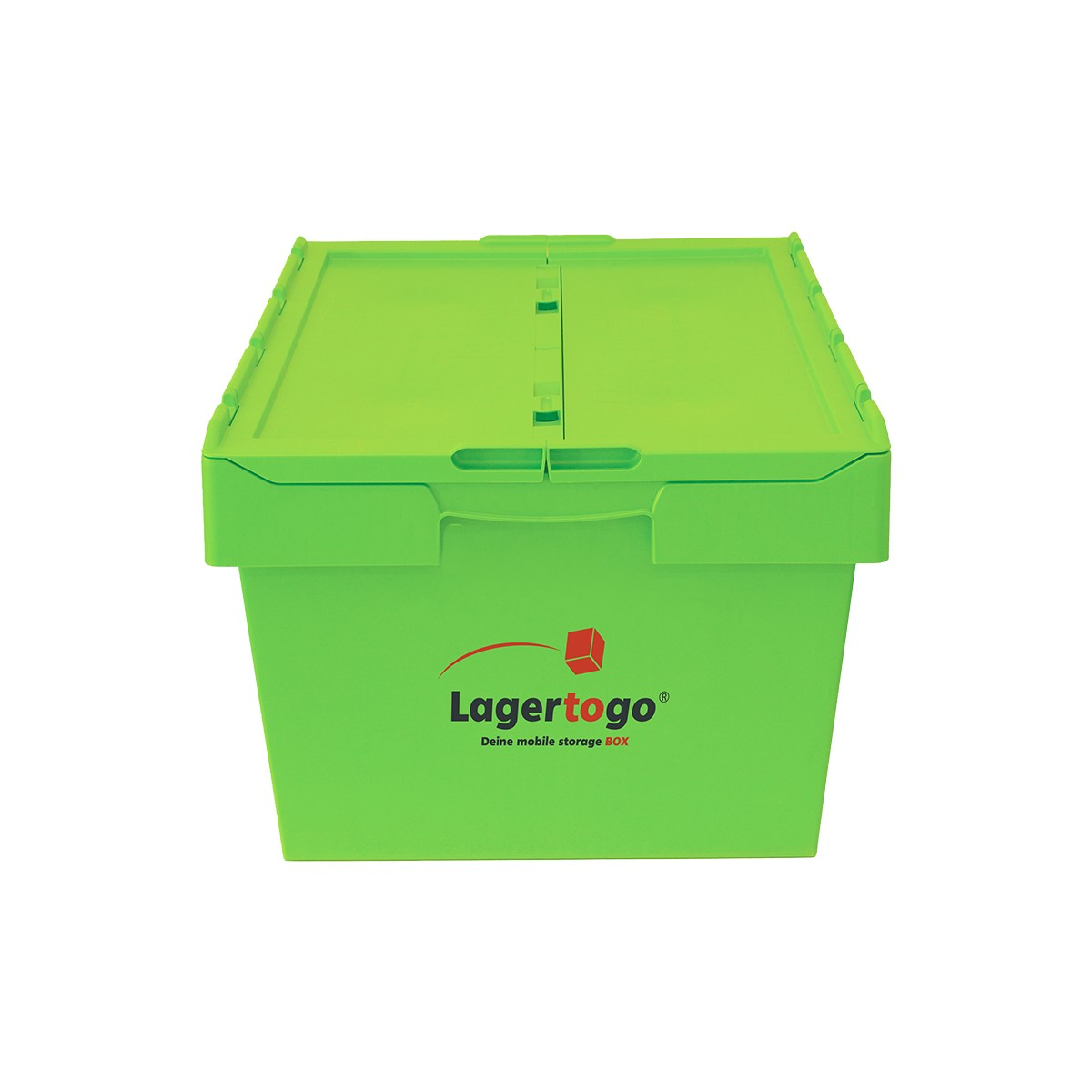Lagerboxen Kunststoff Lagerbox Einlagern Self Storage On Demand Lagertogo
