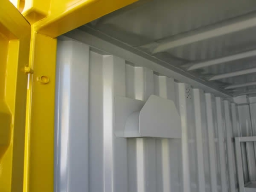 Rolladen Regal Lagercontainer Materialcontainer - Rainbow Containers Gmbh