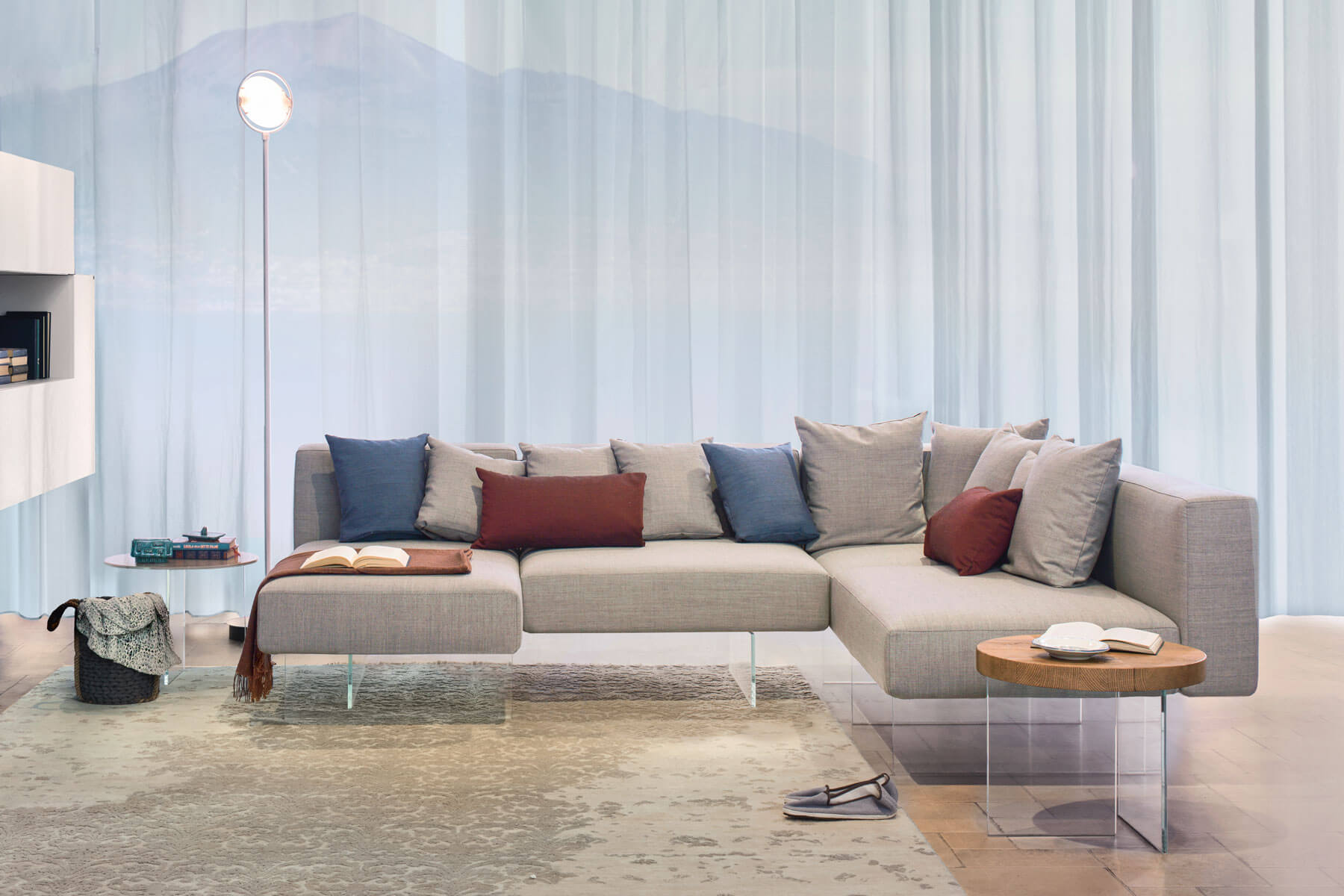 Divano Design Minimal Design Driven Furniture For The Living Room Lago Design