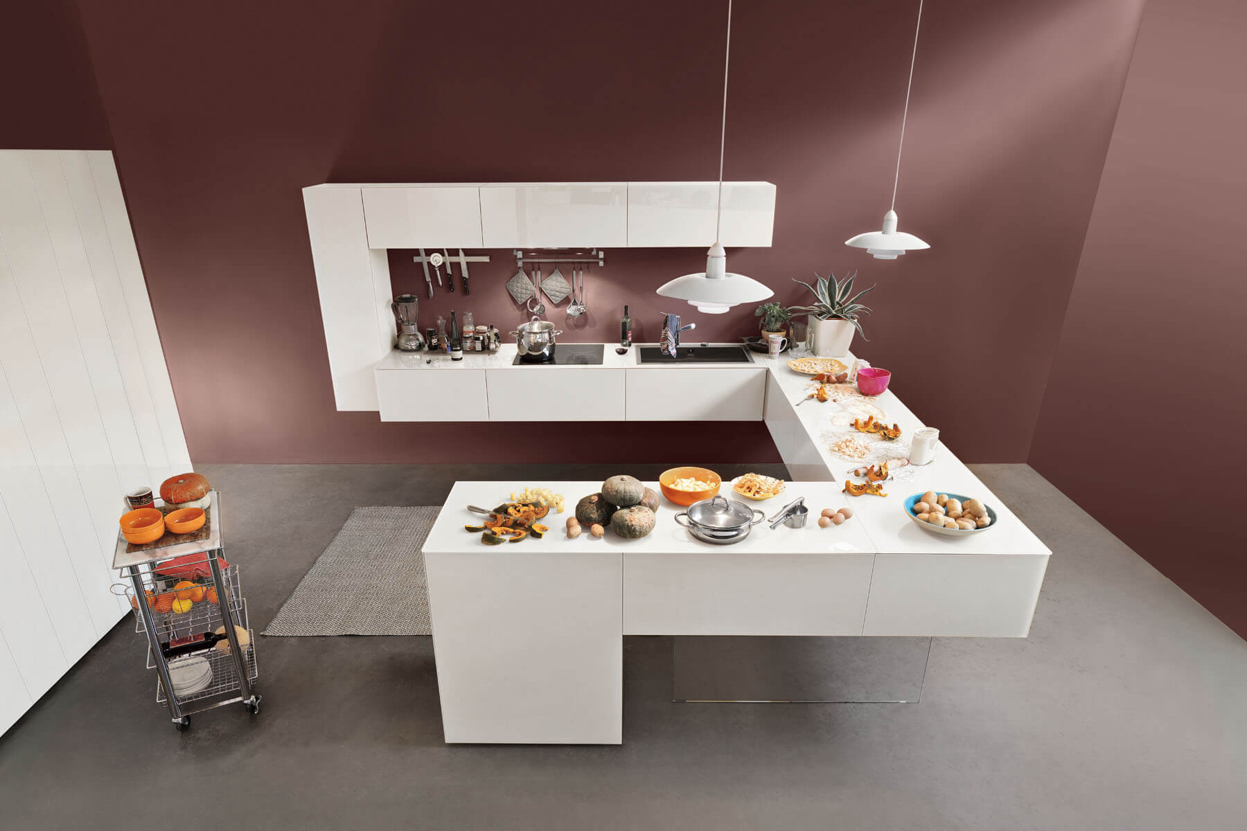 Cucina Kitchen Products Design Driven Modular Kitchens Lago Design