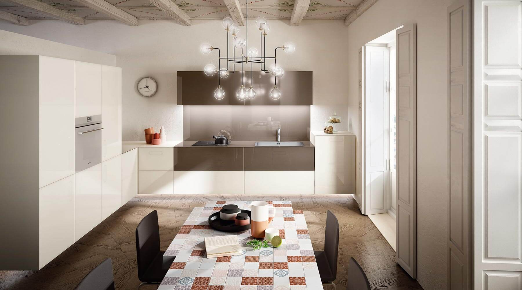 Cucine Di Design Cucina Non Componibile Beautiful With Cucina Non
