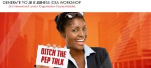 Generate Your Business Idea Workshop