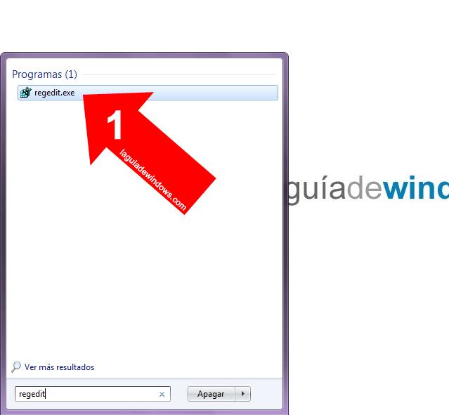 Directorio instalación de Windows 7
