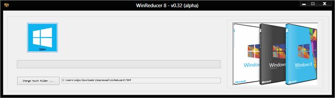 Windows 8 reducer