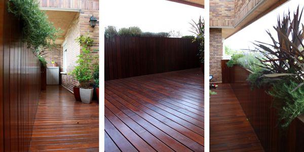 Especial decorar y reformar terrazas c mo ajardinar petos for Especial terrazas