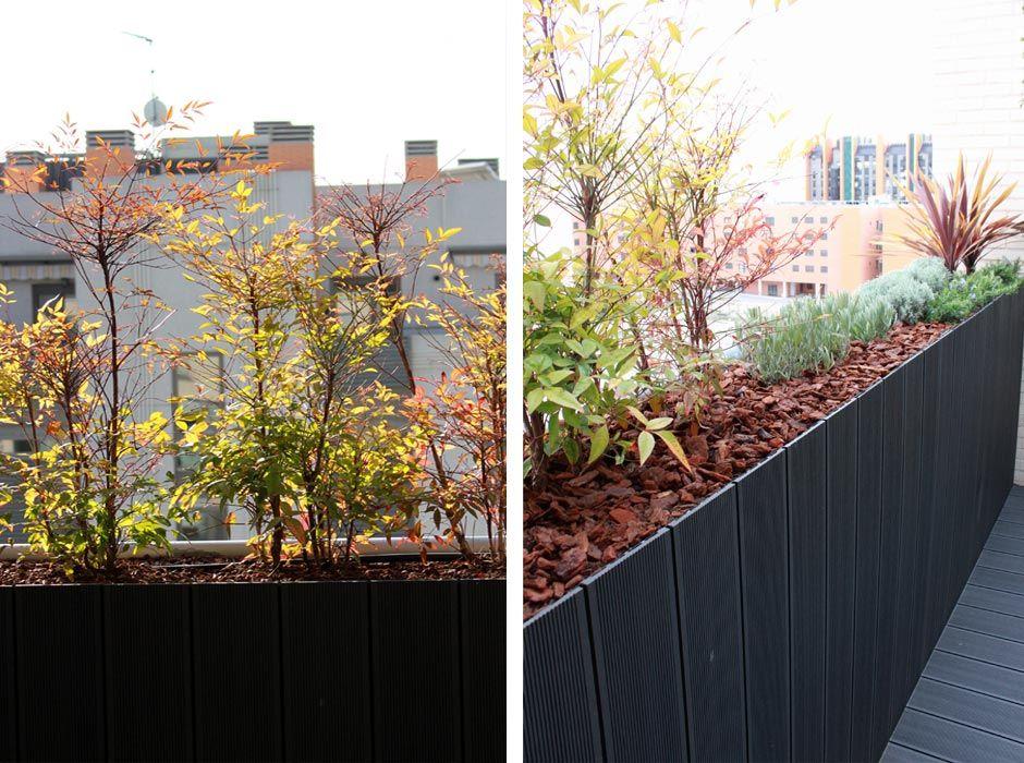 La habitaci n verde terraza en vallecas for Definicion de terraza