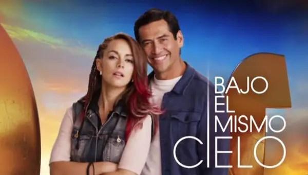 Las Mejores y Peores Telenovelas Extranjeras de 2015 Bajo-el-mismo-cielo-promo-maria-elisa-camargo-gabriel-porras