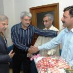 CM Punjab Mian Shahbaz Sharif visits Malala Yousafzai Army Hospital Rawalpindi 5