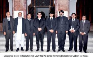 Chief Justice LHC