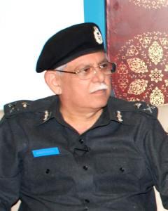 IGP Khan Baig