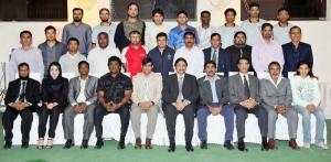 111chairman pcb mr zaka ashraf with acc coaching course participants 2013-7735