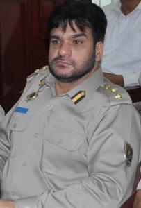 SSP Mirza Faran Baig