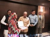Chief Minister Punjab applauds the work of Ayesha Mumtaz