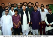PML-N and PPP's 35 former Nazims, councillors and 27 trader organisations' office-bearers join PTI