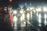 Low-lying localities flooded due to heavy rain in Lahore on Monday night