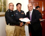 IGP distributes certificates and cash reward among the instructors of Sihala College